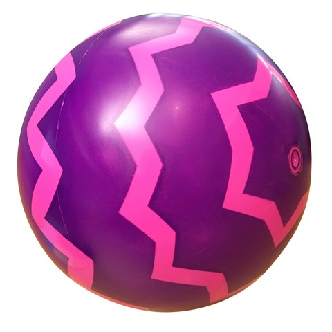 Purple Lines Ball - Assorted