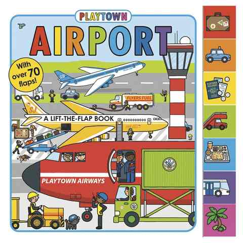 Playtown Airport - Book