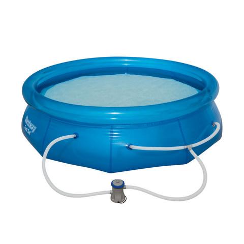 bestway fast set pool manual