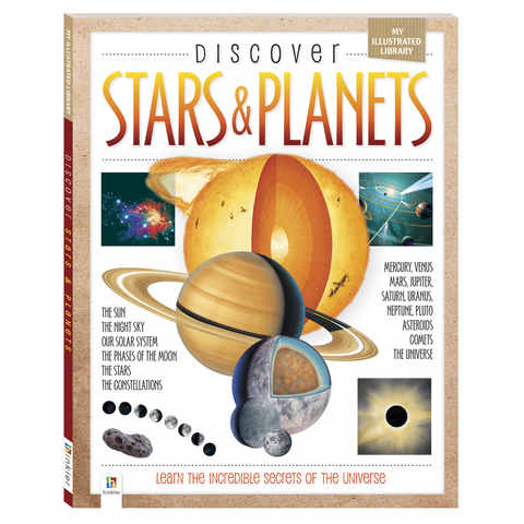 Discover Stars & Planets - Book | Kmart