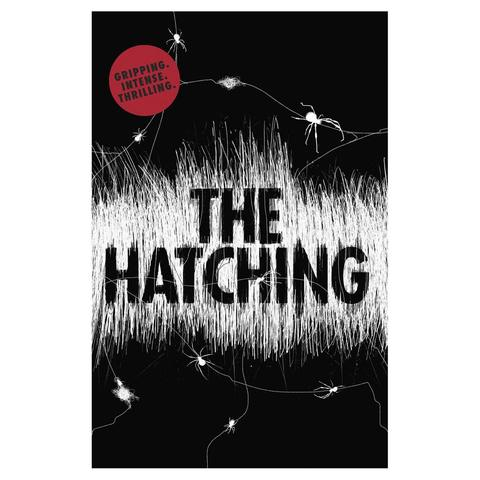 The Hatching by Ezekiel Boone - Book