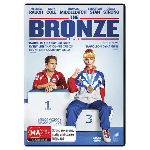 The Bronze - DVD