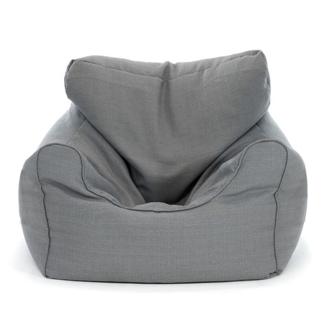 Stupendous Extra Large Grey Bean Bag Chair Unemploymentrelief Wooden Chair Designs For Living Room Unemploymentrelieforg