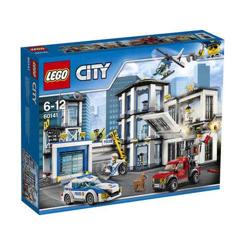 LEGO City Police Station - 60141 | Kmart
