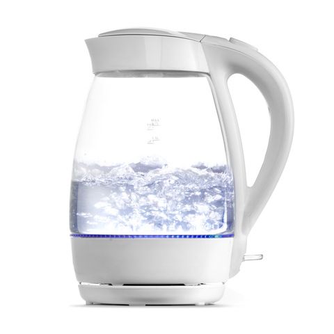 1.7 Litre Glass Kettle