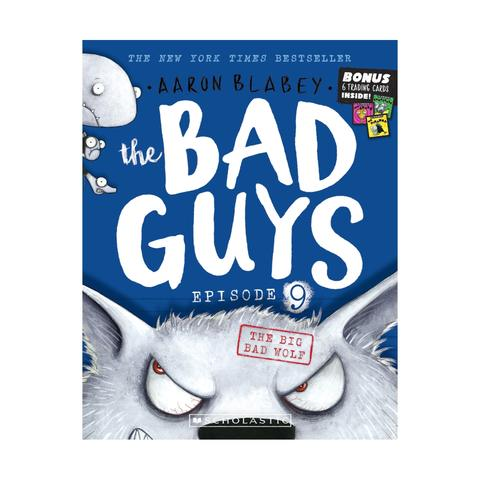 The Bad Guys: Episode 9 by Aaron Blabey - Book | Kmart