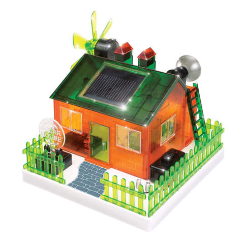 Build Your Own Solar House Kmart