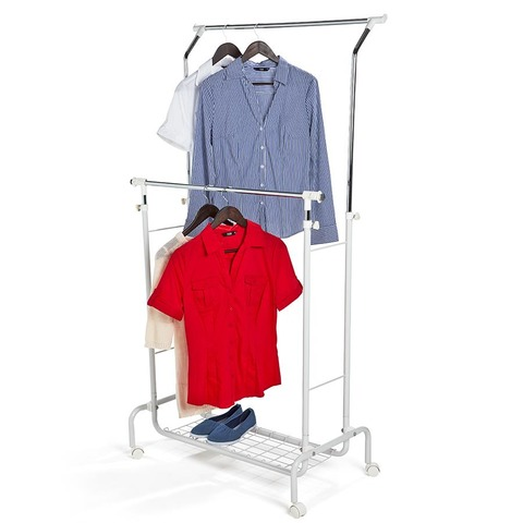 Parallel Clothing Rack