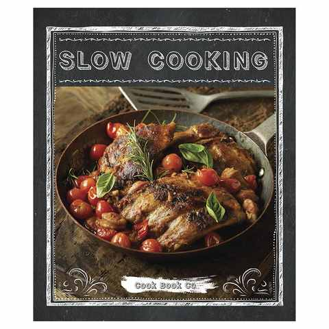 Cook Book Co: Slow Cooking - Book
