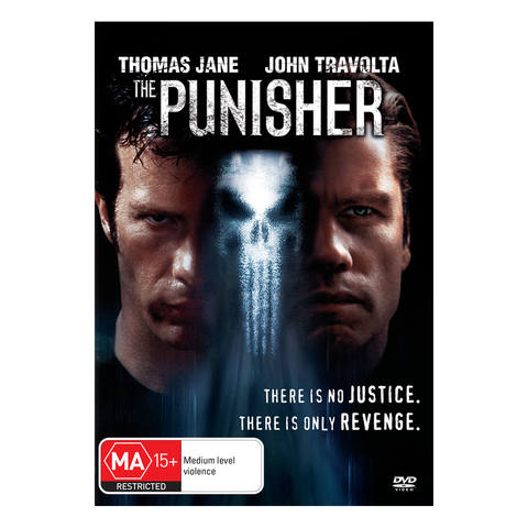 The Punisher - DVD