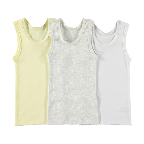 3 Pack Singlets