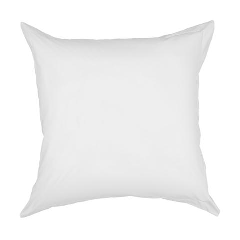 European Pillowcase 225tc White Kmart