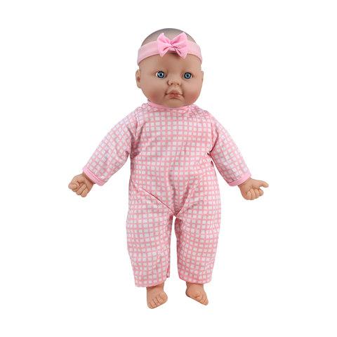 Soft Cuddle Baby Doll Alex Kmart