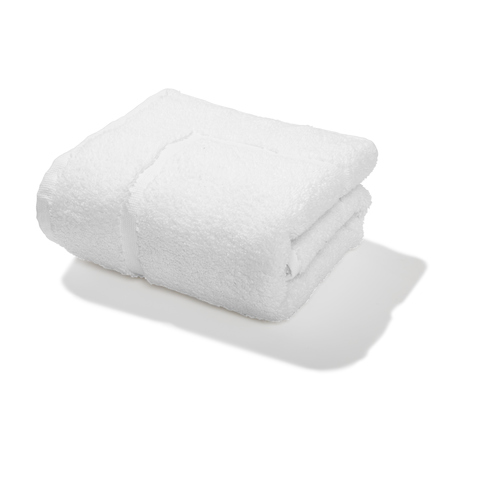 Landon Foot Towel - White