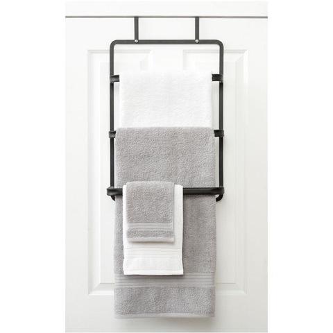 Charmant Over The Door Towel Rack
