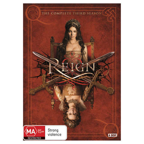 Reign: The Complete Third 3 - DVD