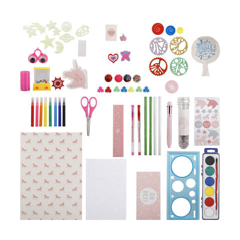 Stationery Gift Set - Pink