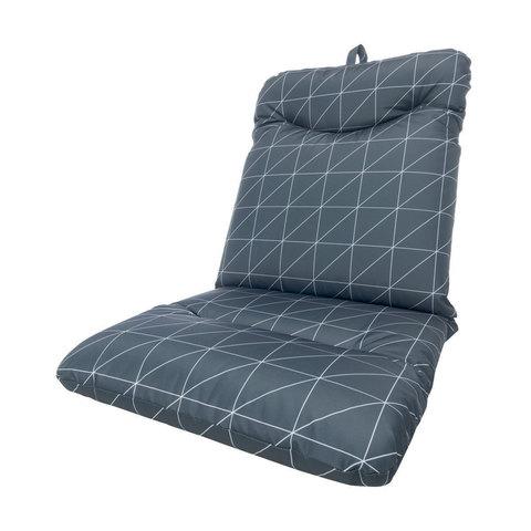 Highback Cushion Charcoal