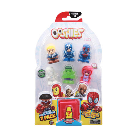 Ooshies Marvel Series 3 Pencil Toppers Assorted Kmart