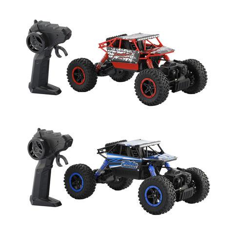 Remote Control Rock Crawler - Assorted | Kmart