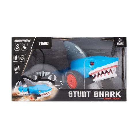Remote Control Stunt Shark Kmart