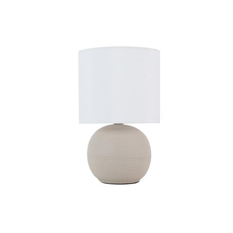 Ceramic Base Table Lamp Taupe Kmart, Cricket Ball Lamp Base