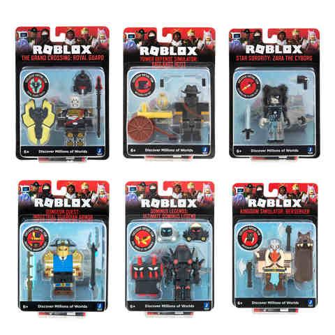 Roblox Toys Buy Roblox Figures Toys Online Kmart Roblox Core Figure Assorted Kmart