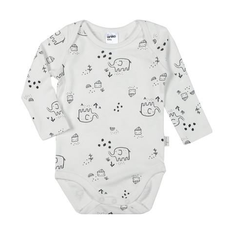 4493796d3a1f2 Organic Cotton Bodysuit | Kmart