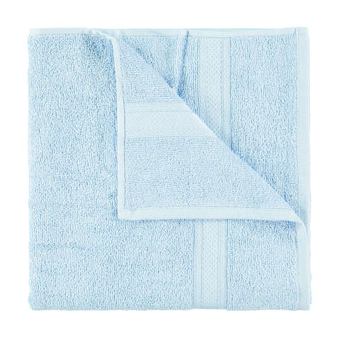 Madison Cotton Bath Towel - Blue Mist