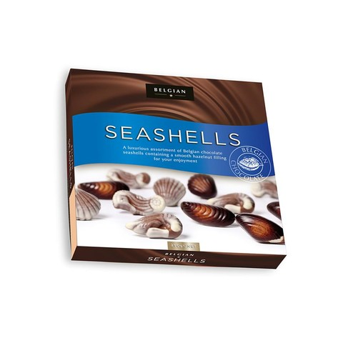 Seashell Chocolates - 250g
