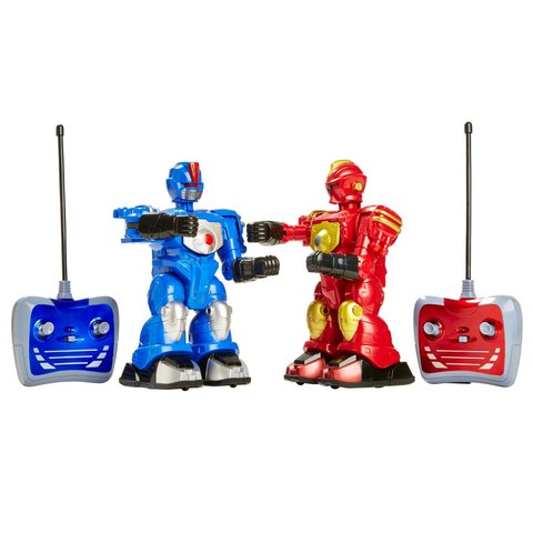 Radio Control Boxing Robots - Assorted