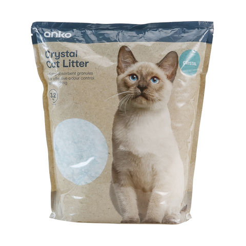 Crystal Cat Litter - 3.2kg