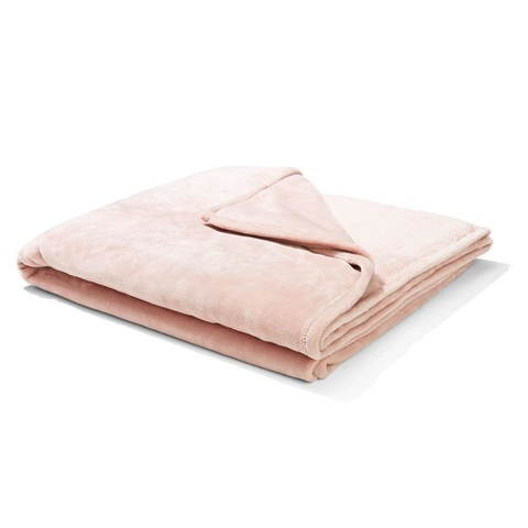 Soft Touch Blanket - Double/Queen Bed, Musk