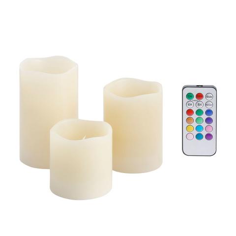 3 Led Candles Kmart