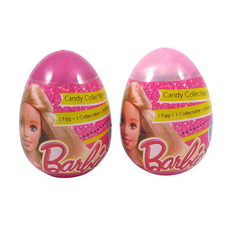 10g Barbie Candy Egg
