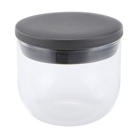Glass Canister - Clear