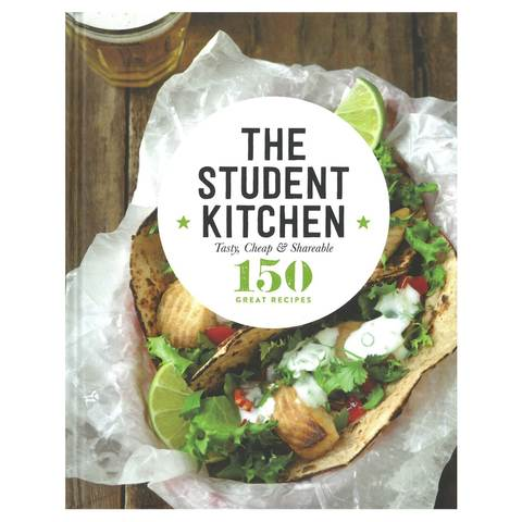 The Student Kitchen - Book