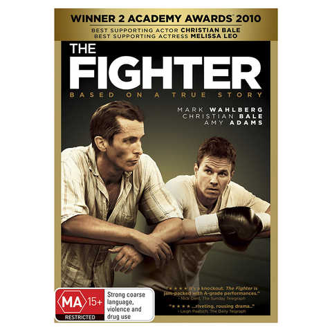The Fighter - DVD