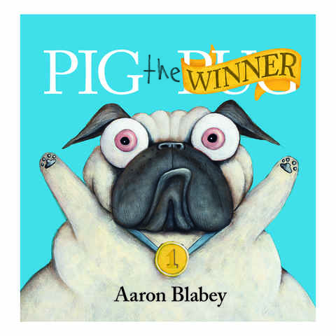 Pig The Winner by Aaron Blabey - Book