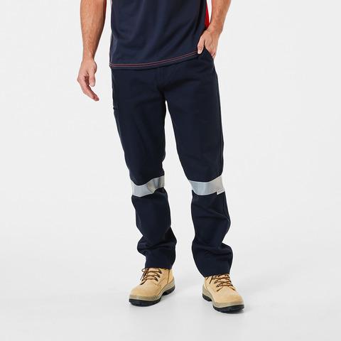 Workwear Reflective Pants Kmart