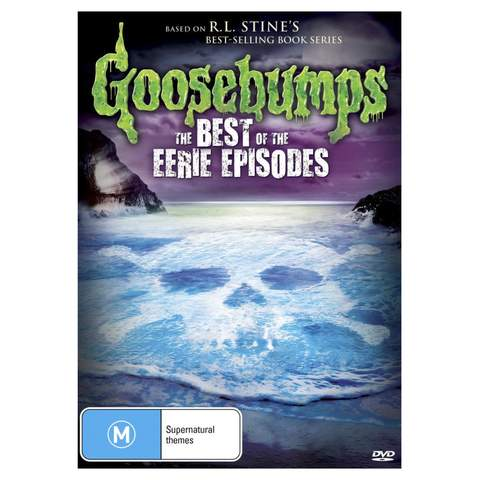 Goosebumps: The Best of the Eerie Episodes - DVD