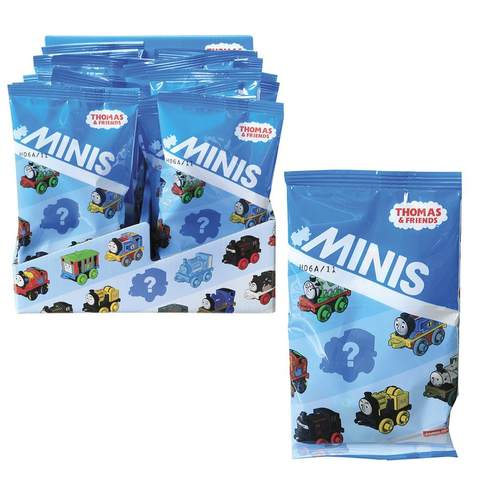 Thomas mini collectables - assorted