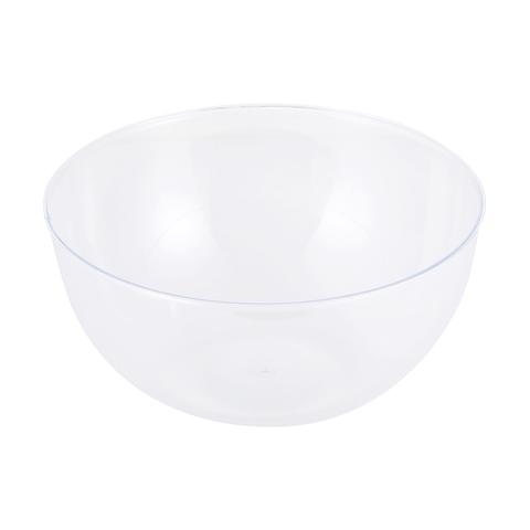 Clear Plastic Bowl - 25cm | Kmart