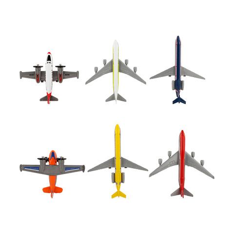 6 Piece Planes Kmart