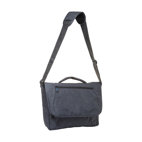 15L Messenger Bag - Grey
