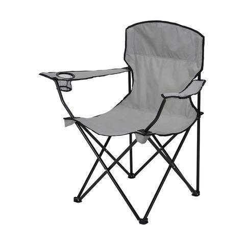 Grey Camp Chair Kmart