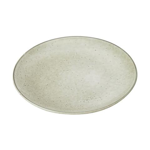 sc 1 st  Kmart & Dimpled Large Plate Beige | Kmart