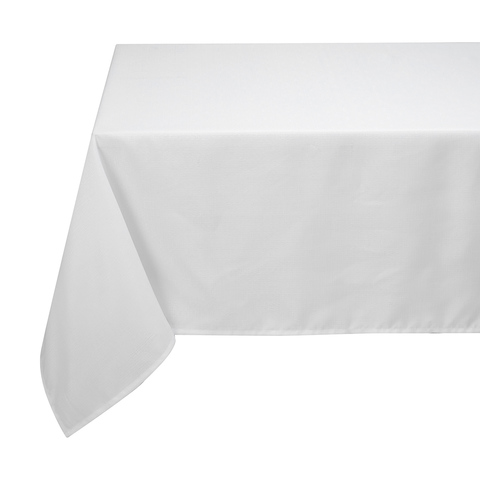 Extra Large White Tablecloth