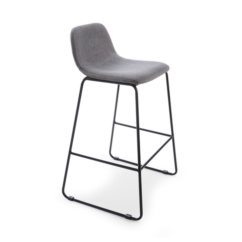 Upholstered Bar Stool | Kmart