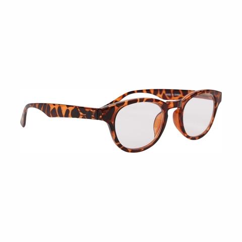 83206a4ae6 2.00 Round Readers Eyeglasses - Tortoise